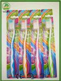 Cepillo de dientes adulto de las buenas ventas de la alta calidad con el casquillo libre
