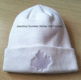 Qualität Soem-Hut-Fabrik-strickende Jacquardwebstuhl-Hut gestickte Schutzkappe