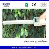 Analyseur d'écran de centrale pour le contrôle de croissance de plantes