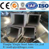 Tubo quadrato di alluminio 3003, conduttura di alluminio 3003 3004