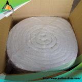 Manta de la fibra de cerámica 1260 - alto aislante de la temperatura