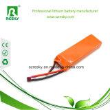 3.7V 2800mAh30c Li-Polymeer Batterij 278589 Cel voor de Auto van het Vliegtuig RC