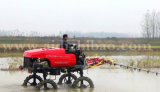 Pulverizador automotor do crescimento do afastamento elevado do TGV do tipo 4WD de Aidi para o campo e a exploração agrícola de almofada