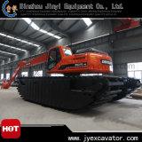 Land und Water Dredging Excavator mit Amphibious Excavator Jyae-5