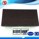 P10 conjuguent les affichages extérieurs verts rouges de module de la couleur DEL