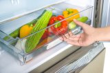 refrigerador cruzado americano de la puerta del diseño de lujo 680lit