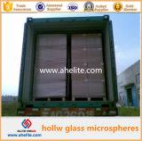 De holle Microsferen van het Glas (bellen) voor het Drijfvermogen van de Verhoging