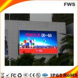 Large écran plein P8 imperméable à l'eau SMD3535 de la publicité extérieure