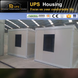 Casa bonita modular verde a favor do meio ambiente do recipiente