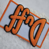 Garmentのための三次元Embroidery Patch Label