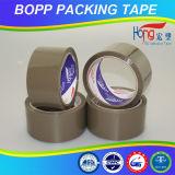 De bleekgele Band van de Verpakking van de Band BOPP