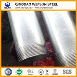 Yb - 822 pipe ronde en acier de Gi de longueur de l'amorçage 5.8m