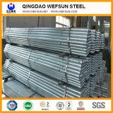 Buon tubo d'acciaio galvanizzato Q195-Q235 di qualità nel prezzo più basso per tonnellata