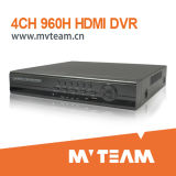 4CH 960h HDMI DVR with P2p Function (MVT-6204D)