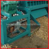 De het dubbele Hout van de Schacht/Ontvezelmachine van het Vlot van het Bamboe