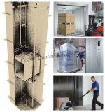 Elevador de carga del cargo de la certificación de la ISO con buena calidad