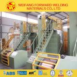 Er70s-6 MIG Schweißens-Draht-Trommel-fester Lötmittel-Schweißens-Draht goldenen der Brücke von des China-Hersteller-ISO9001
