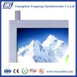 Marco lateral doble LED Box-FDD43 ligero del broche de presión del aluminio