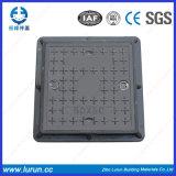 En124 D400 수지 FRP 합성 잠그는 시스템 맨홀 뚜껑