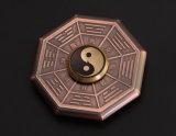 Tai de Chi en de Spinner van de Hand van Diagram Acht Trigram friemelen Spinner