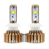 Le regain chaud DRL de nécessaire de phare du G3 DEL de la vente 30W 3000lm substituent la source lumineuse pilotant les ampoules H7 pour le phare DEL du véhicule 6000k