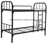 学校の寮の鋼鉄二段ベッドの狂気の販売
