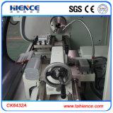 Preço horizontal chinês da máquina-instrumento do torno do metal do CNC da precisão