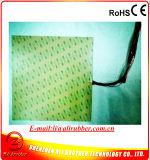 Silicone 3D 24V 260W 300*300*1.5mm Heater PAD Printer Rubber 120c