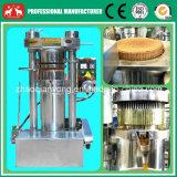Sésamo automático, semillas de Tung, máquina verde oliva de la prensa de aceite hidráulico