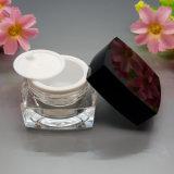 Qualità e bottiglia acrilica cosmetica all'ingrosso della bottiglia e del vaso (NST05)