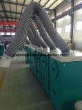 Colector de polvo industrial para la soldadora