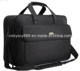 Grande capacidade de viagem de negócios Laptop Computer Notebook Briefcase Bag (CY6602)