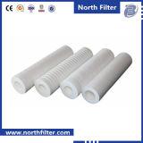 Schmelze durchgebrannter Wasser-Filter für Industrie-Gebrauch