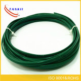 Type KX de fil de thermocouple d'isolation de la jupe verte FEP