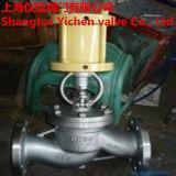 Valvola di globo idraulica di Wcb J741h Operatded dell'acciaio di getto