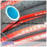 Hydraulischer Gummihochdruckschlauch für Öl-Stationen
