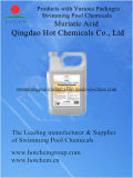 プール水つりあい機の塩酸の塩酸Hci 31%