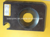 Cortadora del CNC de la placa de acero de la alta precisión