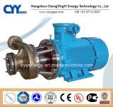 Pompa centrifuga del liquido criogenico di trasferimento dell'ossigeno dell'azoto dell'argon del petrolio orizzontale del liquido refrigerante