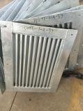 Soem-Metallherstellung-und Schweißens-Teile für Gebäude-Höhenruder-Tür