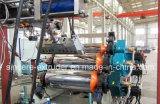 Linha clara folha da extrusão da placa do difusor do picosegundo GPPS de prisma de GPPS que faz a máquina para o painel das tevês do diodo emissor de luz