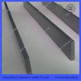 Tiras de carburo de tungsteno para trabajar la madera