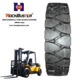 Industrieller Reifen für Gabelstapler-Gummireifen und andere Maschinen Rockbuster Marke 8.25-15 14pr