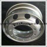 Caminhão Steel Wheel Rims, Truck Rims para Brasil (7.50X22.5 8.25X22.5)