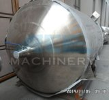 600litres真空ポンプ(ACE-JBG-0.6)が付いている衛生ステンレス鋼混合タンク