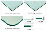 Vetro di vetro del portello di /Bathroom dello schermo di acquazzone di Frameless con la tacca/il ritaglio/scanalatura/scanalatura/luoghi di perforazione