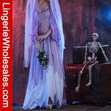 Kostuum van de Kleding van het Korset van Cosplay van de Bruid van het Spook van de Partij van Halloween van vrouwen het Buitensporige