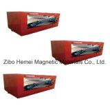 Alto Piatto-Tipo separatore magnetico di pendenza di Btpb 1800*3000 Serise per la wolframite, Flourite, cromite, limonite, Quartzsand