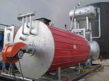 Installatedの容易なガスのディーゼル発射された熱油加熱器