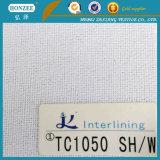 Protezione fusibile tessuta che scrive tra riga e riga 1050